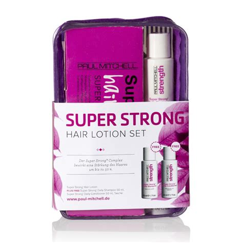 Paul Mitchell Strong Hair Lotion 12x6ml paul mitchell hair lotion set strong