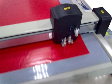 flatbed vinyl cutter sign making machine