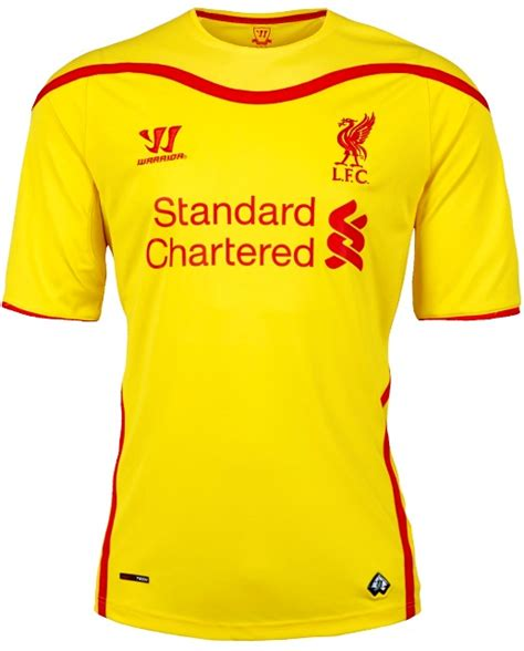 liverpool kit new liverpool kit liverpool fc shirt uksoccershop liverpool fc reveal brand new away kit for 2014 15 chris