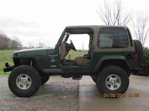 2000 Jeep Lifted Find Used 2000 Lifted Jeep Wrangler In Nevada