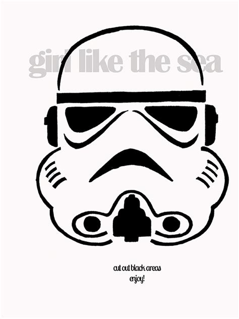image gallery stormtrooper stencil