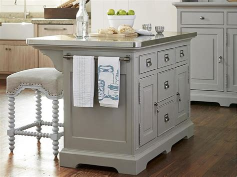 paula deen home dogwood kitchen island with stainless pinterest the world s catalog of ideas