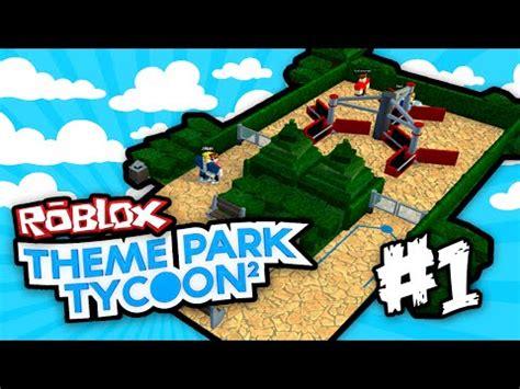theme park videos theme park tycoon youtube