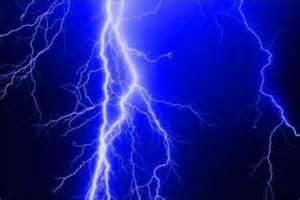 Lightning Blue Healing Dreams Awaken The Sacred