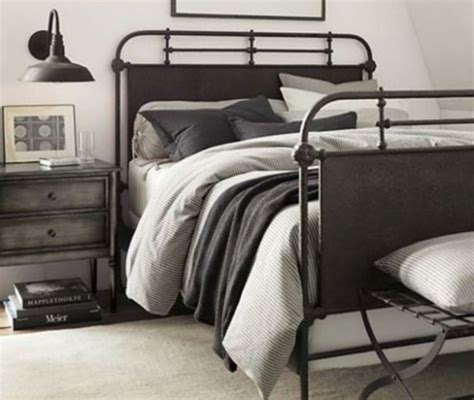 le industrial style le lit style industriel un meuble moderne pour vous