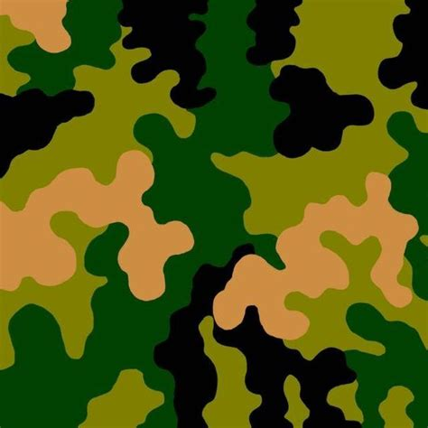 how to paint a camo pattern paint and camo patterns