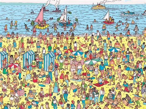 libro wheres spot spot where s waldo the game like hide and seek wmh891016