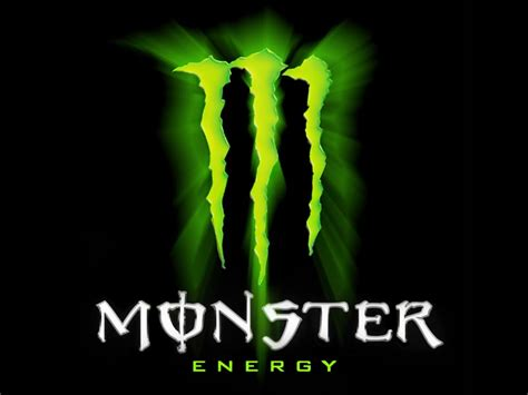 free monster logo phone wallpaper by xskidxkneex