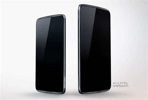 Hp Alcatel One Touch Idol 3 alcatel onetouch idol 3 debuts at mwc 2015 in 4 7 inch 5 5 inch screen sizes