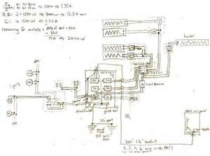 feedback on subpanel heating circuits wiring diagram