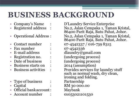 free laundromat business plan template laundromat business plan sle dissertationtitles web