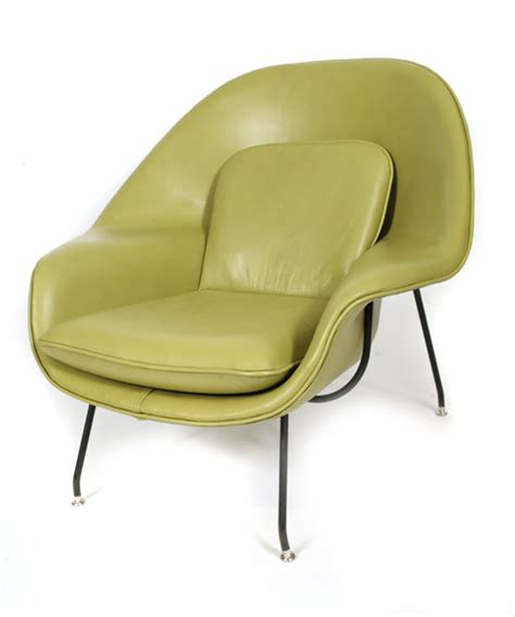 Scandinavian Chairs eero saarinen knoll womb chair red modern furniture