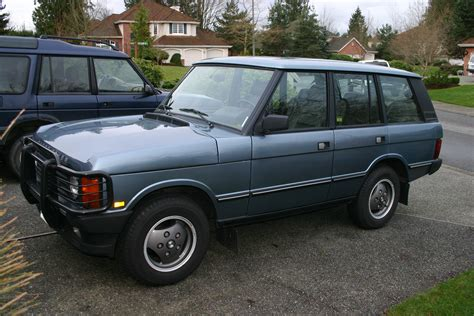 land rover 1990 1990 land rover range rover images pictures and videos