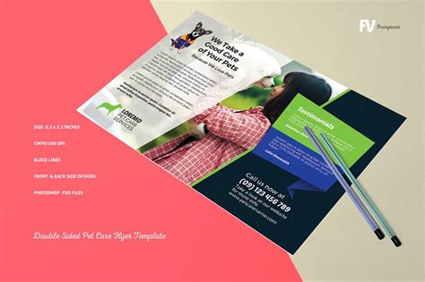 15 double sided flyers design trends premium psd