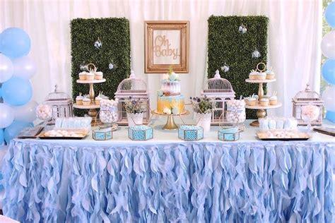 Baby Boy Shower Dessert Ideas by Kara S Ideas Quot Oh Baby Quot Boy Baby Shower