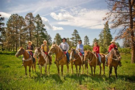 dude ranch colorado ranch