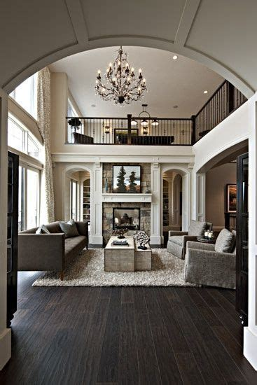 living room with dark wood floors dark wood floors open plan kerri s nestorik aucoin