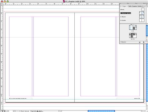 indesign creating a master page eden s atelier gallery zen of pod publishing