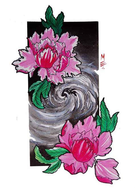 disegni fiori giapponesi home wobba
