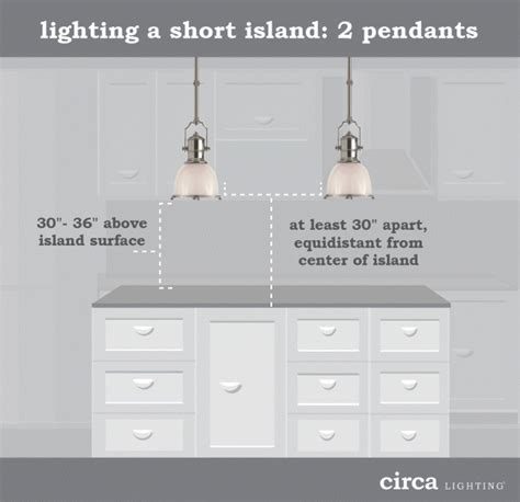 pendant lights for kitchen island spacing lighting tips size and placement guide