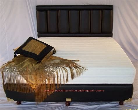 Bed Sorong Comforta kasur bed sorong elite design bild