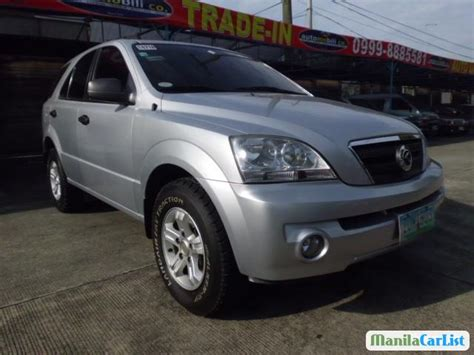 kia sorento manual 2006 for sale manilacarlist com 412461