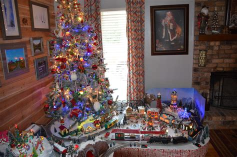christmas layout   gauge railroading   forum