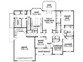 Simple House Plan With 4 Bedrooms 3d » Home Design 2017