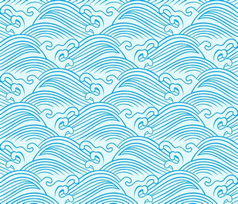 japanese wave pattern illustrator image gallery wave pattern