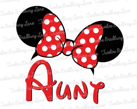 printable iron on images disney iron on transfer aunt mickey ears instant digital