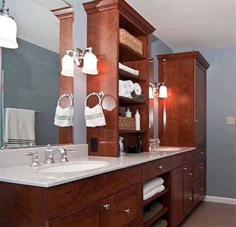 bathroom storage tower bathroom renovation trends to make a note of