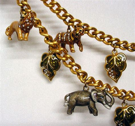 strongwater jeweled jungle charms belt this is a