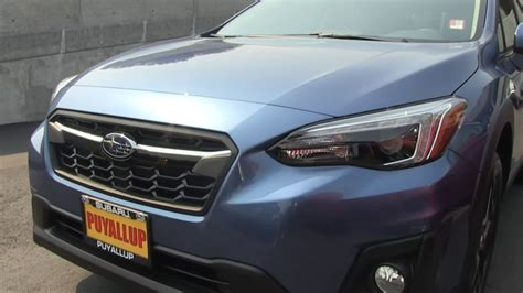 Subaru Of Puyallup by 2018 Subaru Crosstrek Review Subaru Of Puyallup
