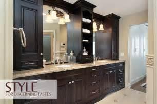 Custom Bathroom Vanity Ideas custom vanity cabinets