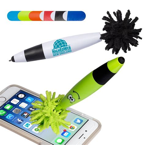Cool Promotional Giveaways - moptopper are fun logo promotional giveaways to highlight your brand