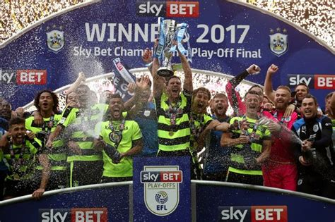 Huddersfield Records The Records Huddersfield Town Broken By Being Promoted To The Premier League