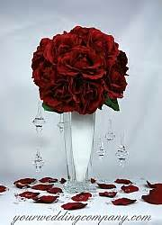 Cheap Square Vase Wedding Centerpiece Ideas Reception Table Centerpieces
