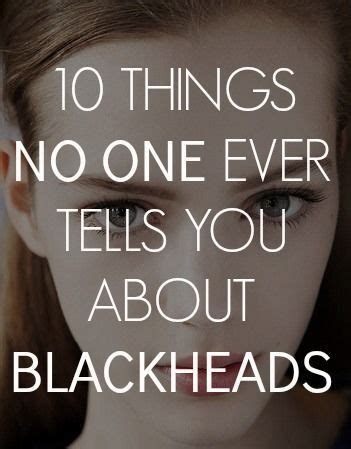 10 things no one ever tells you about haircuts 10 things no one ever tells you about blackheads