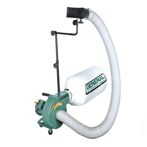 general international 1 hp portable dust collector 10 050