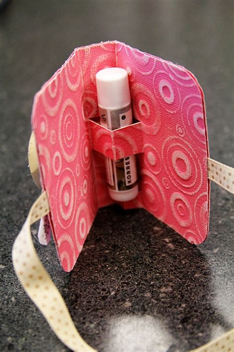 lip balm card holder template 25 best images about craft lip balm holder on