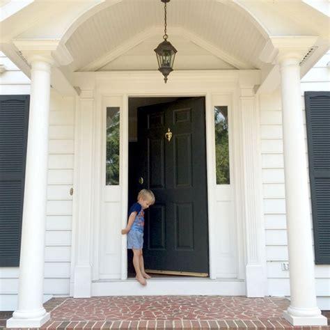 colonial front door designs updating our outdoor lighting emily a clark