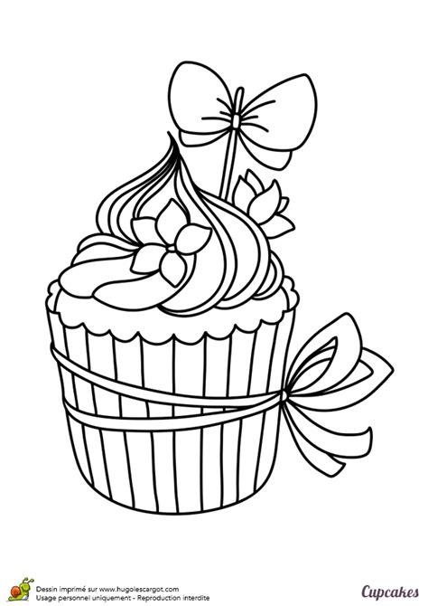 Un petit cupcake tout choupinet, idéal pour débuter en