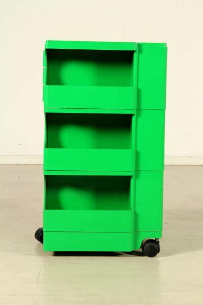 mobiletto ufficio mobile ufficio joe colombo mobilio modernariato