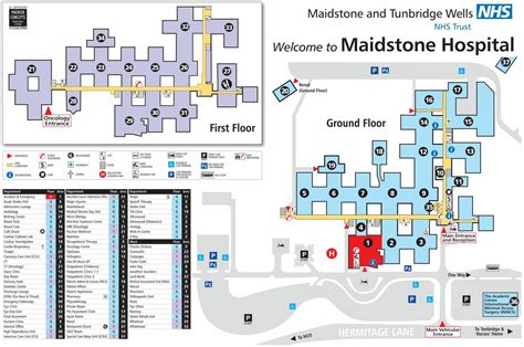 Family Floor Plan by Maidstone Hospital Map By Maidstone And Tunbridge Wells