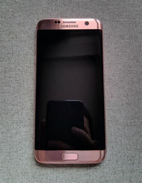 Samsung Galaxy S7 Edge Pink samsung galaxy s7 edge pink 32gb unlocked