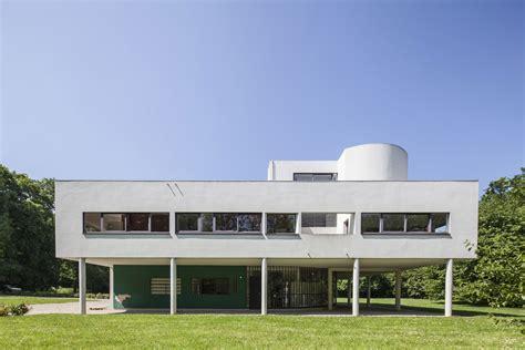 Lloyd Architects villa savoye le corbusier s machine of inhabit metalocus