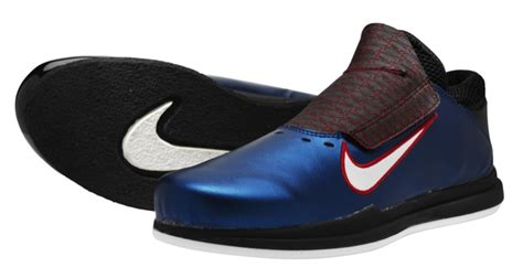 curling sport shoes sliding and sweeping with a swoosh wired