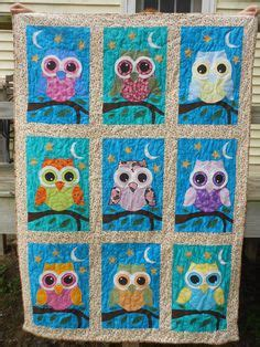 Owl Patchwork Patterns - 1000 images about who s who of owl quilts on