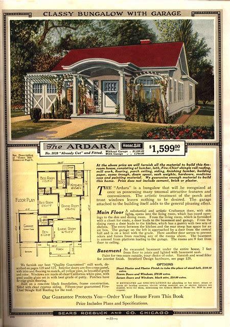 sears modern home  ardara sears kit house