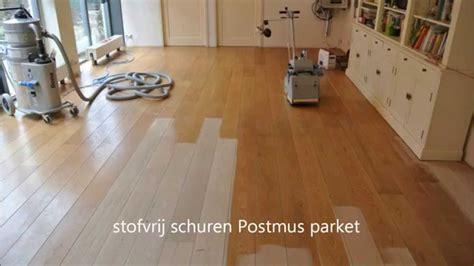 eiken meubels lak verwijderen eikenvloer schuren en lakken 2k parketlak youtube